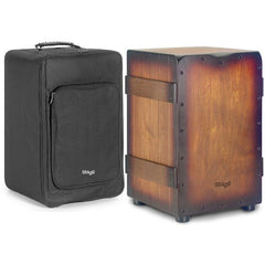 Stagg CAJ-CRATE Standard Size Crate Cajon