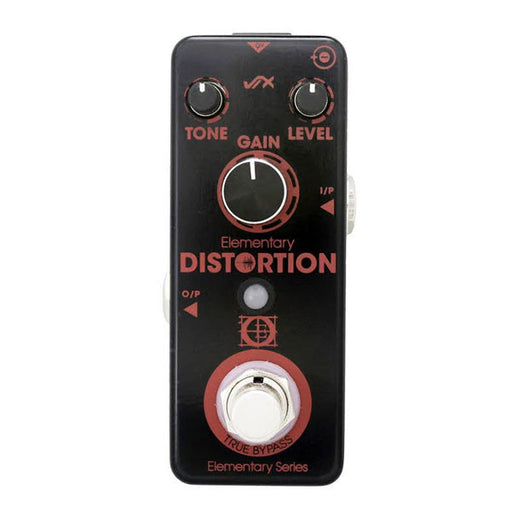 VerveTronix Elementary Series Distortion Pedal