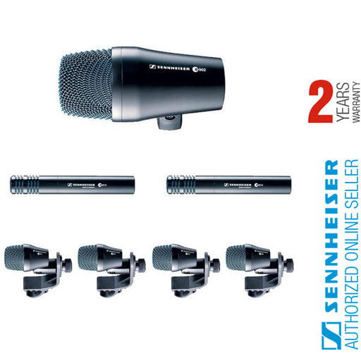 Sennheiser E 900 Series Drum Kit Microphone Set