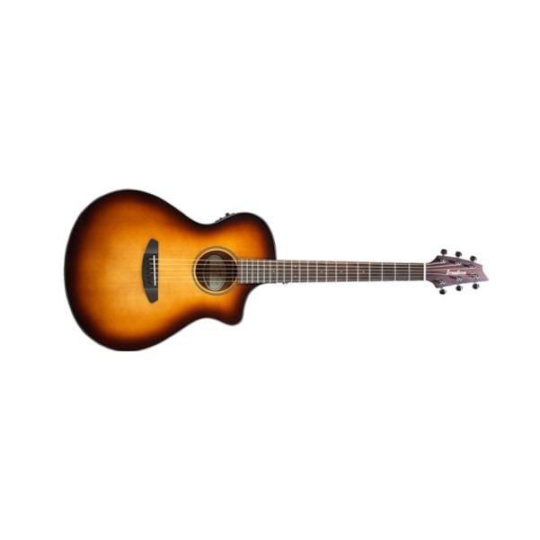 Breedlove Discovery Concert CE Acoustic-Electric Guitar (Sunburst)
