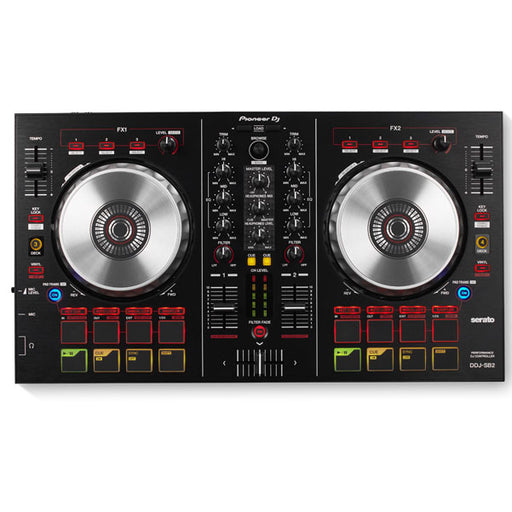 Pioneer DDJ-SB2 Dj Controller Interface