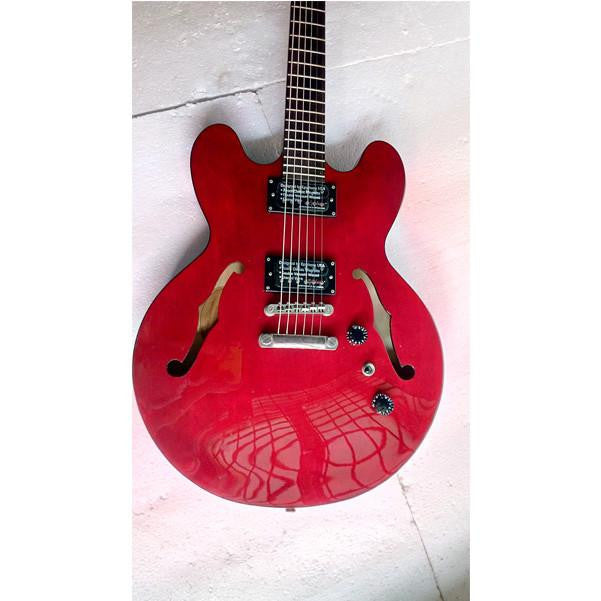 Epiphone Dot Studio Electric Guitar - Cherry EDTSCHCH4 - Open Box