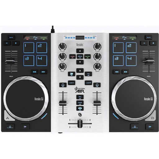 Hercules DJ Control AIR S 2-Channel USB DJ Controller with Software - Open Box