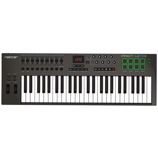 Nektar Impact LX49+ 49-key Midi Keyboard - Open Box