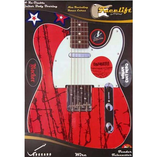 Guitar Facelift For Telecaster - Wire Design