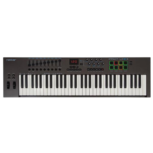 Nektar Impact LX61+ 61-key Midi Keyboard - Open Box