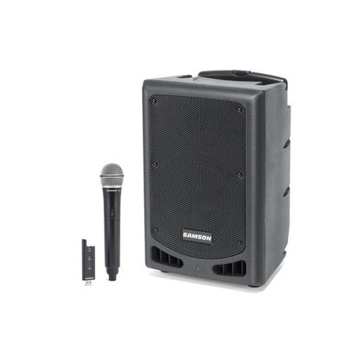 Samson Expedition XP208w - Rechargeable Portable PA with Handheld Wireless System and Bluetooth