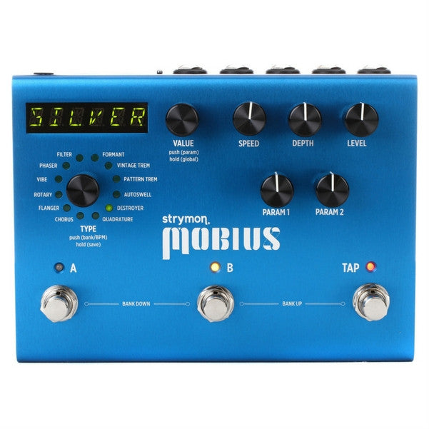 buy strymon mobius effects pedal online bajaao. Black Bedroom Furniture Sets. Home Design Ideas