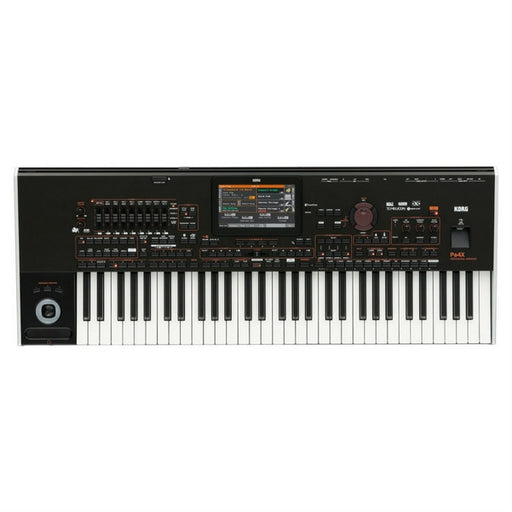 Korg Pa4X-61 61-key Professional Arranger Keyboard