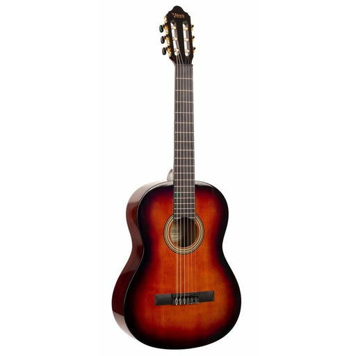 Valnecia VC264H 4/4 Hybrid Narrow Neck Classical Guitar With Truss Rod