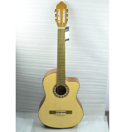 Valencia VC304CENAT Semi Classical Guitar - Open Box B Stock