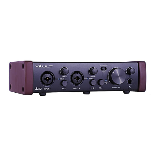 Vault Ai22 - 2 In 2 Out USB Audio Interface