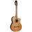 Vault EC3970SK 39 inch Premium Cutaway Classical Guitar with Fishman Pickup - Natural