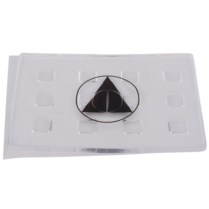 Vault Dampening Gel Pad for Drummers and Percussionists to Dampen/Control Overtones.