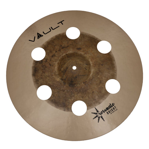 Vault Resonate Bright Series 19inch VFX Crash Cymbal
