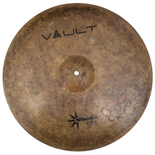 Vault Resonate Dark Series 19-Inch Crash Cymbal