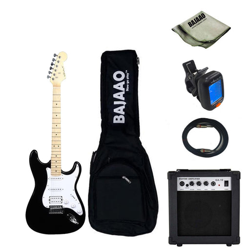 Vault ST1M Electric Guitar Basic Bundle
