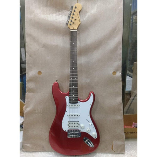 Vault ST1RW Electric Guitar - Metallic Red - Open Box B Stock