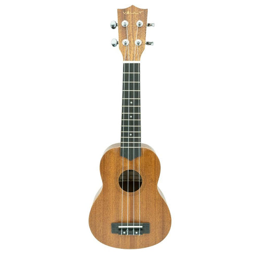 Vault UK-100S 21 inch Soprano Arched Back Ukulele With Gig Bag & Ebook