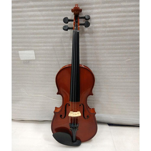 VI1040 3/4 Solid Violin With Hard Case, Rosin and Bow- Open Box B Stock