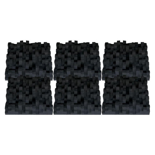 Vicoustic Multifuser DC2 Diffuser - Black - Set of 6