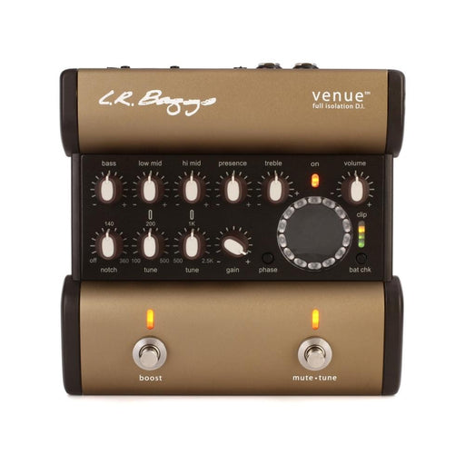 LR Baggs Venue DI Acoustic Guitar Preamp