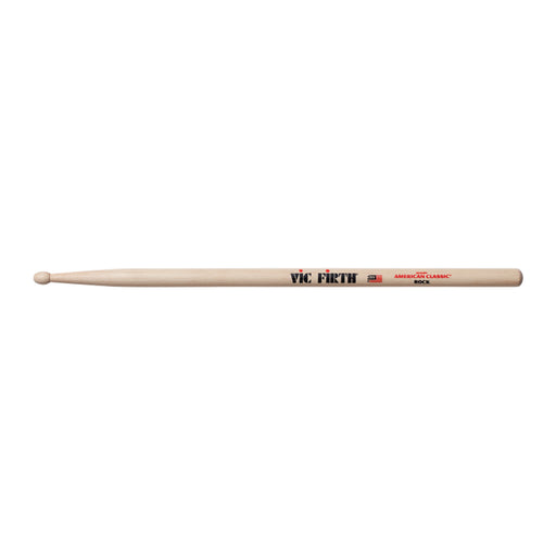 Vic Firth American Classic Rock Drum Stick With Wooden Tip