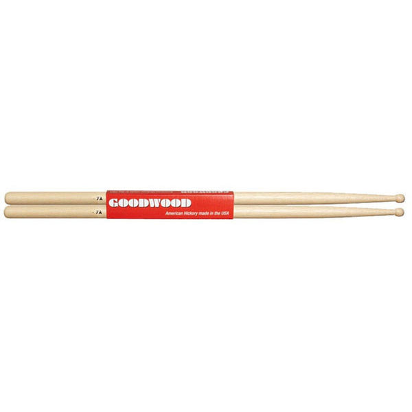 Vater GW7AW Goodwood 7A Wooden Tip Drum Sticks
