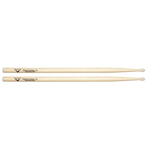 Vater Traditional 7A Nylon Tip Drum Sticks