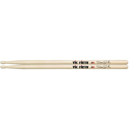 Vic Firth SSS Signature Steve Smith Wooden Tip Drumsticks