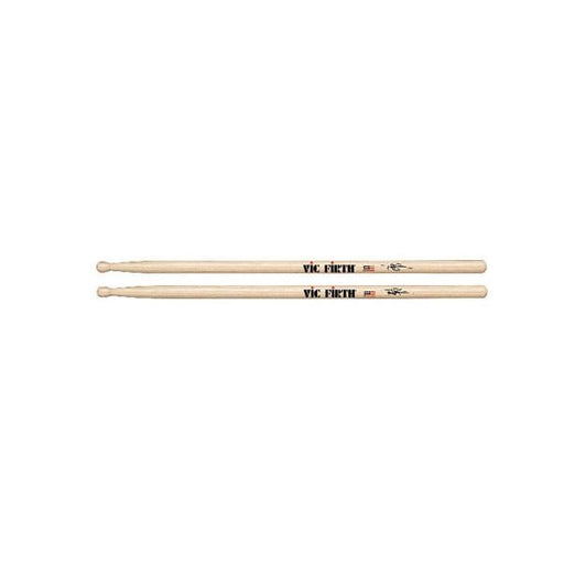 Vic Firth STB1 Signature Terry Bozzio Wooden Tip Drumsticks