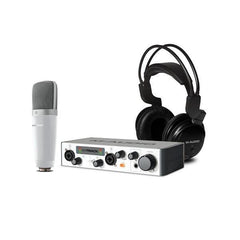 M-Audio Vocal Studio Pro II Bundle with Microphones, Headphones and Plugins - Open Box
