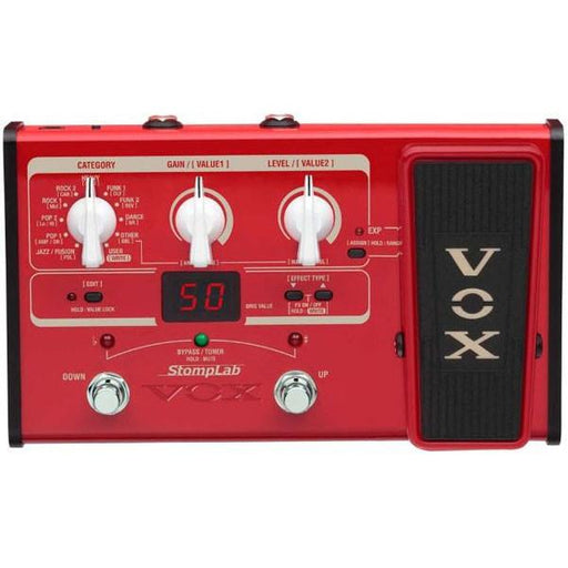 Vox SL2B Stomp Lab 2B Bass Guitar Processor
