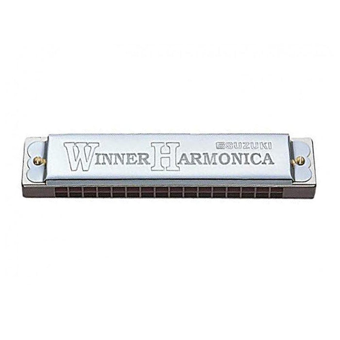 Suzuki Winner Series 16 20 24 Noted Tremolo Harmonicas