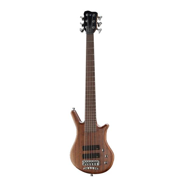 Warwick GPS Thumb BO 6 Bass Guitar - Natural