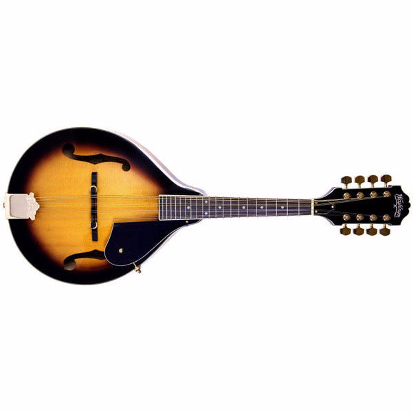 Washburn Limited Edition M1SG A-Style Mandolin - 3-Tone Sunburst with Gold Tuners