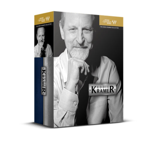 Waves Eddie Kramer Signature Series Plugin Bundles