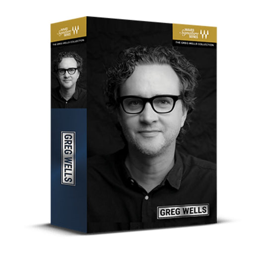 Waves Greg Wells Signature Series Plugin Bundles