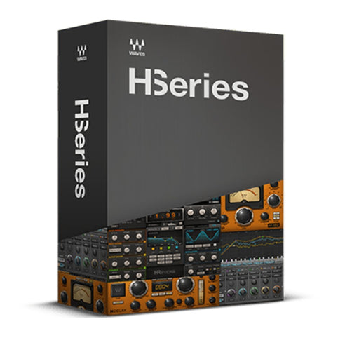 Waves H Series Hybrid Plugins Bundles