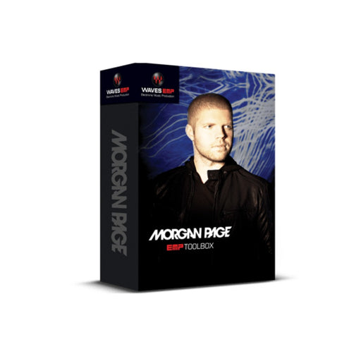 Waves Morgan Page EMP Toolbox Plugin Bundle