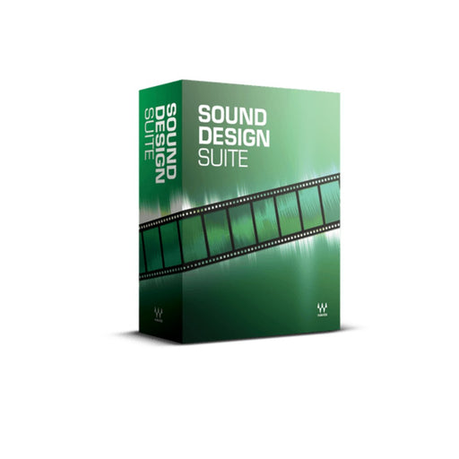 Waves Sound Design Suite Plugin Bundle