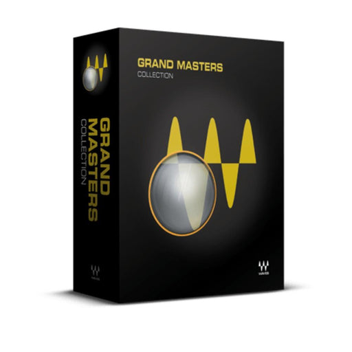 Waves Grand Masters Collection Plugin Bundles