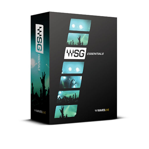 Waves Essentials SoundGrid Platform 30 Plugins Bundles