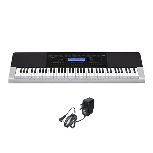 Casio WK-240 Keyboard With Adapter