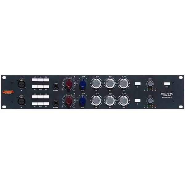 Warm Audio WA-273EQ Dual Channel British Microphone Preamp and EQ
