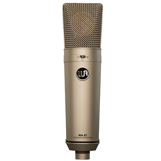 Warm Audio WA-87 Condender Microphone