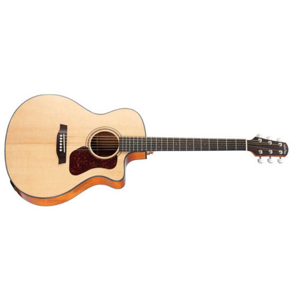 Walden CS550CE/G Stage Concorda Series Cutaway Acoustic Electric Guitar - Natural