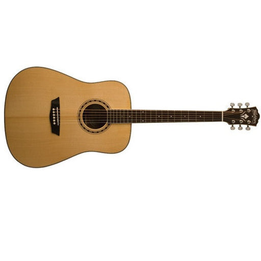Washburn WD10 Dreadnought Acoustic Guitar - Natural