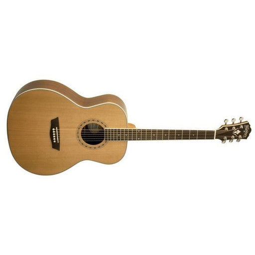 Washburn WMJ21S, Mini Jumbo Acoustic Guitar - Rosewood