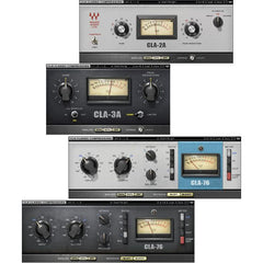 Waves CLA Classic Compressors - TDM Native Bundle